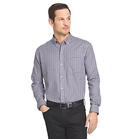 Van Heusen® Men's Premium No Iron Long Sleeve Button Down Shirt