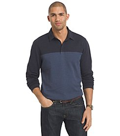 Van Heusen® Men's Jasper Long Sleeve Polo