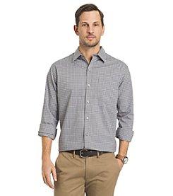 Van Heusen® Men's Non-Iron Long Sleeve Traveler Button Down Shirt