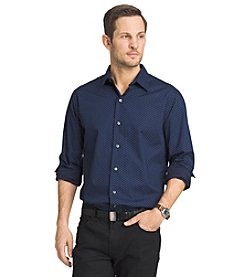 Van Heusen® Men's Night Prints Long Sleeve Button Down Shirt