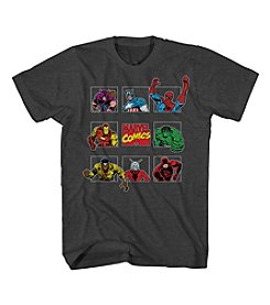 Mad Engine Men's Marvel Comics Short Sleeve Tee