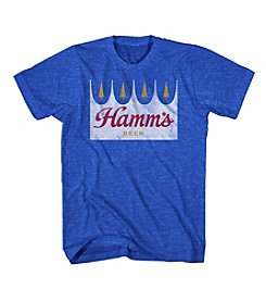 Mad Engine Men's Hamms Beer Bros Short Sleeve Tee