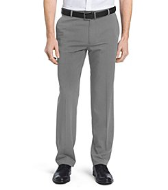 Van Heusen® Men's Relaxed Straight Fit Houndstooth Flex Dress pants