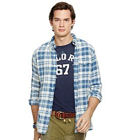 Polo Ralph Lauren® Men's Twill Long Sleeve-Sport Shirt