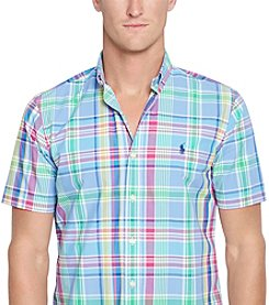 Polo Ralph Lauren® Men's Short Sleeve Button Down Sport Shirt