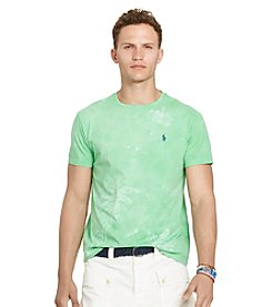 Polo Ralph Lauren® Men's Striped Standard Fit Jersey Crew Neck Tee