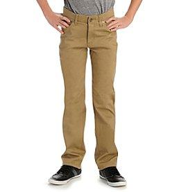 Lee® Boys' 8-18 Stretch Twill Jeans