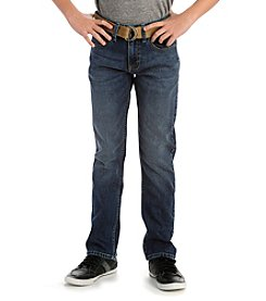 Lee® Boys' 8-18 Paxton Slim Fit Straight Jeans