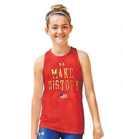 Under Armour® Girls' 7-16 USA Make History Tank