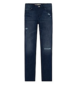 Levi's® 511™ Boys' 8-20 Blue Creek Slim Fit Destructed Jeans