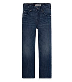 Levi's® 514™ Boys' 2T-20 Blue Creek Jeans