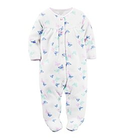 Carter's® Baby Girls' Butterfly Footie