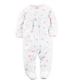 Carter's® Baby Girls' Elephant Footie