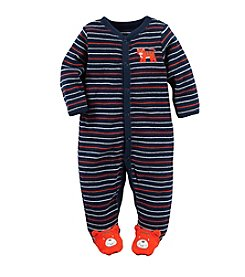 Carter's® Baby Boys Striped Tiger Footie