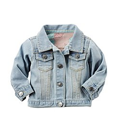 Carter's® Baby Girls' Stretch Denim Jacket
