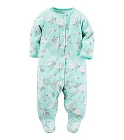 Carter's® Baby Girls' Floral Footie