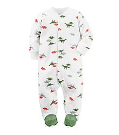 Carter's® Baby Boys Dino Footie