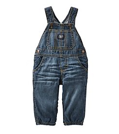 OshKosh B'Gosh® Baby Boys Heritage Denim Overalls