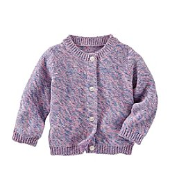 OshKosh B'Gosh® Baby Girls' Marled Cardigan