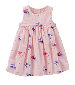 OshKosh B'Gosh® Baby Girls' Watercolor Bird Dress