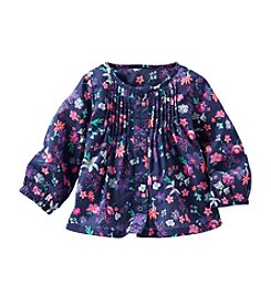 OshKosh B'Gosh® Baby Girls' Long Sleeve Floral Top