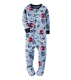 Carter's® Boys' 12M-4T One Piece Sports Sleeper