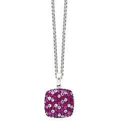Effy® 925 Collection Shades of Ruby Pendant in Sterling Silver