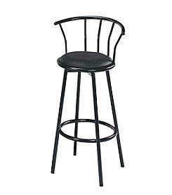 Acme Cucina Bar Chair with Swivel