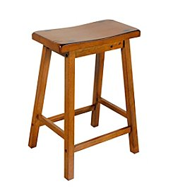 Acme Set of 2 Gaucho Counter Height Stools