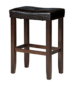 Acme Set of 2 Hogan Counter Height Stools