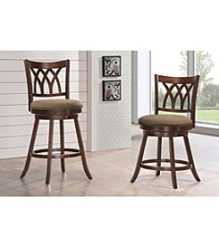 Acme Tabib Espresso Swivel Chair