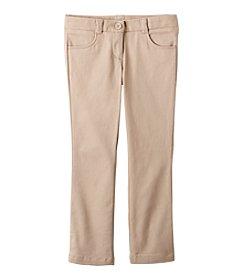 Nautica® Girls' 4-6X Bootcut Pants