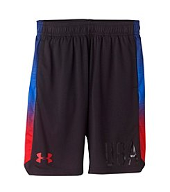 Under Armour® Boys' 8-20 USA Pride Shorts