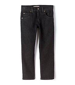 Ruff Hewn Boys' 2T-7 5-Pocket Skinny Jeans