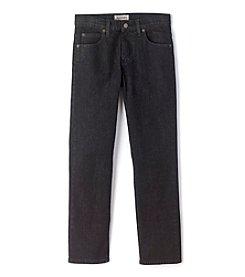 Ruff Hewn Boys' 8-18 5-Pocket Flex Skinny Jeans