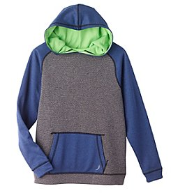 Exertek® Boys' 8-20 Long Sleeve Textured Hoodie
