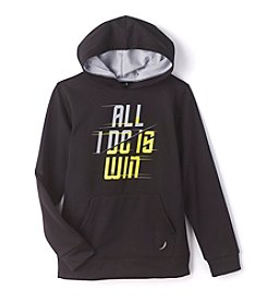 Exertek® Boys' 8-20 All I Do Is Win Hoodie