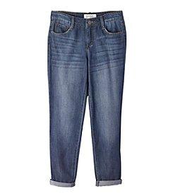Jessica Simpson Girls' 7-16 Monroe Tomboy Jeans