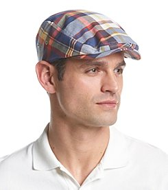 LAKE of the ISLES® Men's Madras Ivy Cap