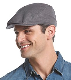 LAKE of the ISLES® Men's Micro Houndstooth Ivy Cap