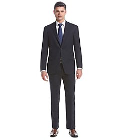 Hart Schaffner Marx® Men's Big & Tall Navy 2-Button Suit