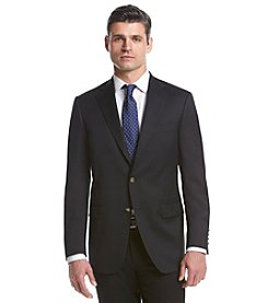 Hart Schaffner Marx® Men's Black 2-Button Blazer