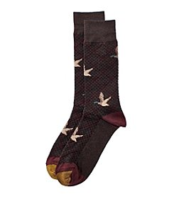 GOLD TOE® Men's Duck Dress Socks