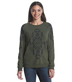 Ruff Hewn Embellished Fleece Sweatshirt