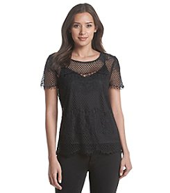 Nine West Jeans® Ariana Lace Top