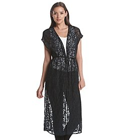 Nine West Jeans® Textured Kimono