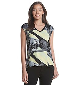 Nine West Jeans® Colorblock Top