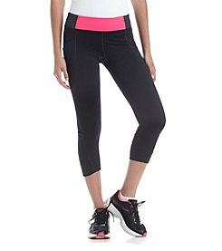 Calvin Klein Performance Side Pocket Crop Leggings