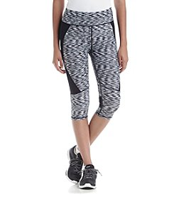 Calvin Klein Performance Space Dye High Waist Crop Leggings