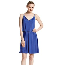 Marc New York Performance Pop Over High-Low Dress